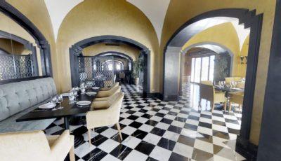 La Maison Restaurant, Mediterranean Cuisine, Steigenberger Alcazar, Sharm El Sheikh 3D Model