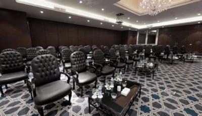 Ballroom, Steigenberger Alcazar, Sharm El Sheikh 3D Model