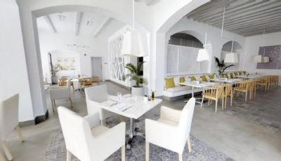 Limoni Restaurant, Italian Cuisine, Steigenberger Alcazar, Sharm El Sheikh 3D Model