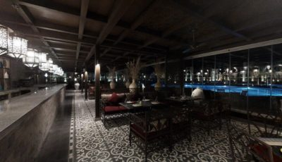 Amora Restaurant, Oriental Cuisine, Steigenberger Alcazar, Sharm El Sheikh 3D Model