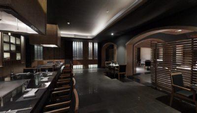Hama Restaurant, Japanese Cuisine, Steigenberger Alcazar, Sharm El Sheikh 3D Model