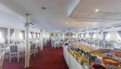 Restaurant, Movenpick Prince Abbas, Aswan 3D Model