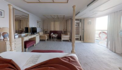 Suite-Nefertari, Movenpick Prince Abbas, Aswan 3D Model